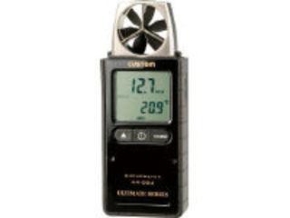CUSTOM/カスタム デジタル風速計(風速・温度・湿度) AM02U