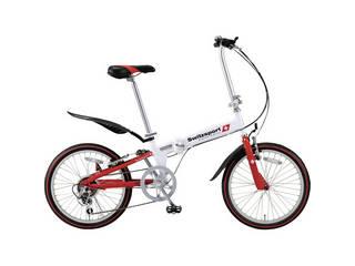 スウィツスポート スウィーツスポート 20型折りたたみ自転車  SW-SK20W/