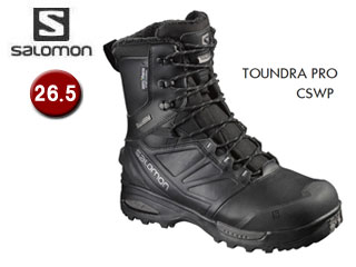 SALOMON/サロモン L38131800 TOUNDRA PRO CSWP ウィンターシューズ メンズ 【26.5】