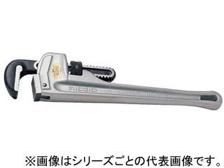 Ridge Tool/リッジツール RIDGID/リジッド アルミストレートパイプレンチ 600mm 31105