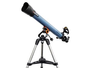 CELESTRON/セレストロン CE22405 INSPIRE 90AZ 屈折式望遠鏡 スマホアダプター付き【インスパイア】 【SIGHTRON/サイトロン】 メーカー直送品のため【単品購入のみ】【クレジット決済・銀行振込のみ】 【日時指定不可】商品になります。