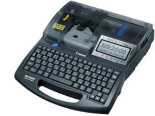 CANON/キヤノン ケーブルIDプリンター Mk2600 3382B023