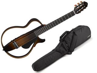 YAMAHA/ヤマハ サイレントギター SLG200N タバコブラウンサンバースト(TBS) 【専用ソフトケース付】