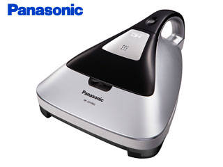 Panasonic/パナソニック MC-DF500G-S ハウスダスト発見センサー搭載 紙パック式ふとん掃除機 (シルバー)