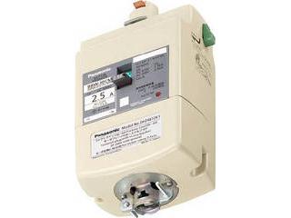 Panasonic/パナソニック モータブレーカ付プラグ 1.5kW用 DH24875K1