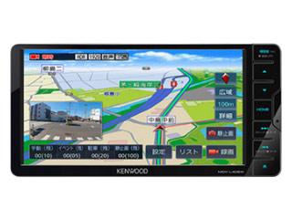 KENWOOD/ケンウッド MDV-L406W Sai-Soku/彩速ナビゲーション 7V型ワイドVGAパネル 200mmワイドモデル ワイドFM/VICS WIDE 地図更新1年間無料