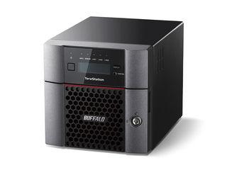BUFFALO/バッファロー TeraStation TS5210DFシリーズ 2ベイ SSD 512GB TS5210DF00502
