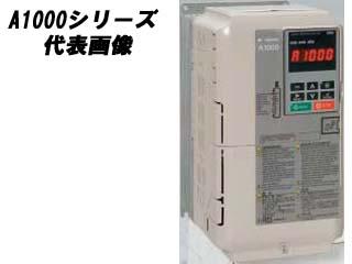 YASKAWA/安川電機 【代引不可】CIMR-AA2A0006FA IM/PM兼用 高性能ベクトル制御インバータ (200V級)
