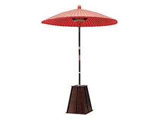 ヤマコー 【代引不可】木製傘立 古代色 50206