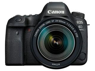 CANON/キヤノン EOS 6D Mark II・EF24-105 IS STM レンズキット 1897C020