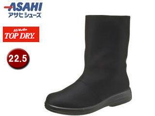 ASAHI/アサヒシューズ AF39071 TDY39-07 トップドライ 【22.5cm・3E】 (ブラック)