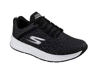 SKECHERS/スケッチャーズ GO RUN FORZA 3 (BKW)BLACK/WHITE/27cm