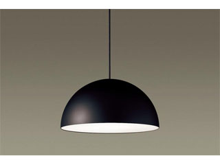 Panasonic/パナソニック LGB15152BZ 吊下型 LED(電球色)ダイニング用ペンダント MODIFY ブラック【Mサイズ】【ダクトタイプ】