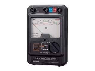sanwa/三和電気計器 PDR302 接地抵抗計/接地抵抗計