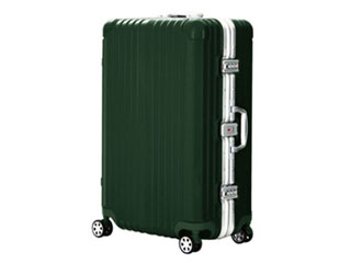 LEGEND WALKER/レジェンドウォーカー 5601-64 BLADE スーツケース (71L/グリーン) T&S(ティーアンドエス) 旅行 スーツケース キャリー 国内 Lサイズ