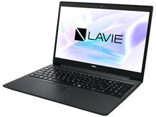 NEC 15.6型ノートPC ラヴィ・スマート LAVIE Smart NS PC-SN23N2GDH-C カームブラック 単品購入のみ可(取引先倉庫からの出荷のため) クレジットカード決済 代金引換決済のみ