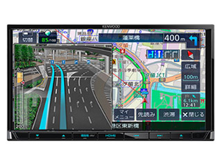 KENWOOD/ケンウッド MDV-L406 Sai-Soku/彩速ナビゲーション 7V型ワイドVGAパネル ワイドFM/VICS WIDE 地図更新1年間無料
