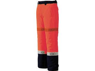 XEBEC/ジーベック 800 高視認防水防寒パンツ Lサイズ イエロー 800-80-L