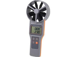 CUSTOM/カスタム デジタル風速・風量計 WS-05