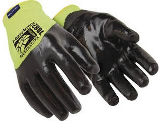 HexArmor/ヘックスアーマー 耐切創・耐針手袋 シャープスマスターHV7082 Mサイズ 754201