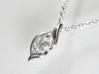 SIN ハート&キューピットダイヤペンダント 【18金ホワイトゴールド】【天然ダイヤ使用【JS4335K18WG】 【納期に3~4週間かかるため、単品での購入でお願い致します。】【SINDYP】