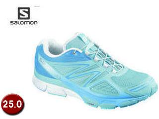 SALOMON/サロモン L37129000-D3390 X-SCREAM 3D W 【25.0】 (AIR/White/BLUE LINE)