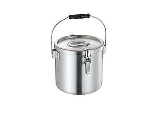 アルミ給食缶 27cm(15.0L)