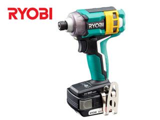 RYOBI/リョービ BID-1460 充電式インパクトドライバ【キャリングケース付】