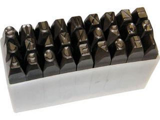 TRUSCO/トラスコ中山 英字刻印セット 4mm SKA-40