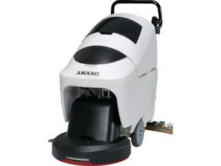 【組立・輸送等の都合で納期に4週間以上かかります】 AMANO/アマノ 【代引不可】手押し床洗浄機 クリーンバーニー EG-2