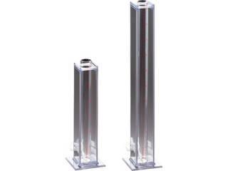 SANPLATEC/サンプラテック 透視度計セット 1000型 1267