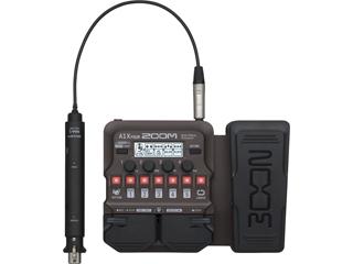 ZOOM/ズーム ZOOM A1X FOUR アコースティック楽器用マルチエフェクツ・プロセッサー