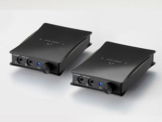ORB/オーブ JADE next Ultimate bi power MMCX-Unbalanced(Black) ポータブルヘッドフォンアンプ【同色2台1セット】 【MMCXモデル(1.2m) Unbalancedタイプ(17cm)】