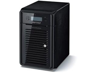 BUFFALO/バッファロー Thunderbolt 2搭載 RAID 6対応 超高速ハードディスク 12TB HD-HN012T/R6