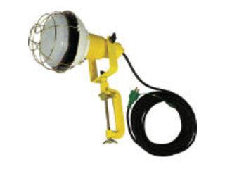 NICHIDO/日動工業 LED安全投光器50W 昼白色E付10M ATLE5010