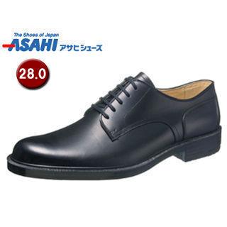 【nightsale】 ASAHI/アサヒシューズ AM33211 通勤快足 TK33-21 ビジネスシューズ 【28.0cm・3E】 (ブラック )