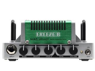 HOTONE/ホットーン Freeze B 5W クラスAB ギターアンプ・ヘッド【フリーズ・ビー】【HOTONE】