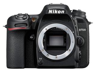 Nikon/ニコン D7500 ボディー デジタル一眼レフカメラ