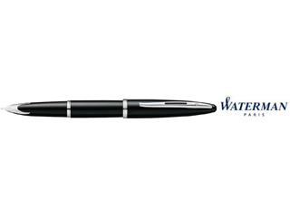 WATERMAN/ウォーターマン 【CARENE/カレン】ブラック・シーST 万年筆 B S2228184