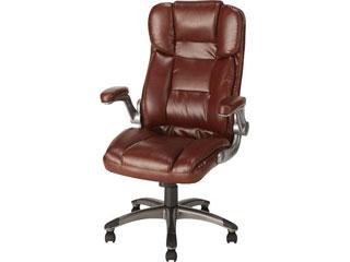 オフィスチェア ブラウン C550BR