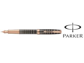 PARKER/パーカー 【SONNET/ソネット】プレミアム ブラウンPGT 万年筆 XF 5121668