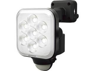 musashi/ムサシ ★★★8W×1灯 フリーアーム式LEDセンサーライト LED-AC1008