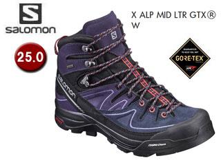 SALOMON/サロモン L39194700 X ALP MID LTR GTX W マウンテニアリングシューズ ウィメンズ 【25.0】