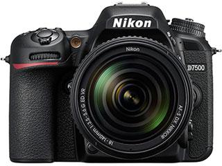 Nikon/ニコン D7500 18-140 VR レンズキット