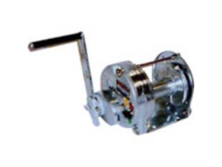 MAXPULL/マックスプル工業 手動ウインチ(溶融亜鉛メッキ付き) GM-3-GS