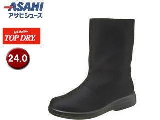 ASAHI/アサヒシューズ AF39071 TDY39-07 トップドライ 【24.0cm・3E】 (ブラック)