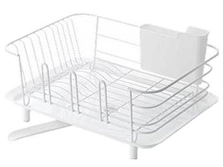 シンプルで使いやすいHHシリーズのディッシュドレーナー リス 納期10月中旬 高い素材 ホワイト ディッシュドレーナー 新作販売 HOMEHOME
