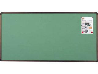 【組立・輸送等の都合で納期に1週間以上かかります】 TRUSCO/トラスコ中山 【代引不可】ブロンズ掲示板 900X1800 グリーン YBE-36SGM