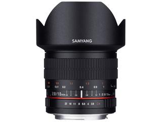 【納期にお時間がかかります】 SAMYANG/サムヤン 10mm F2.8 ED AS NCS CS ニコンF(AE)用 【お洒落なクリーニングクロスプレゼント!】