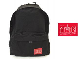 ManhattanPortage/マンハッタンポーテージ 1211/ Big Apple Backpack(Store Limited)/バッグパック リュック 【Lサイズ ブラック】 マンハッタンポーテージ ニューヨーク リュック バックパック メンズ レディース メッセンジャー コーデュラナイロン